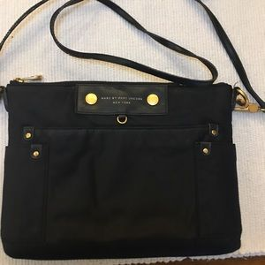 Marc Jacobs black crossbody